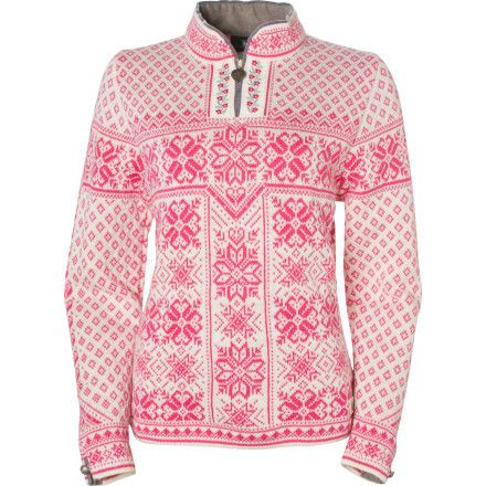 Dale of Norway Peace Sweater.