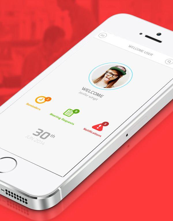 Mobile App Design Inspiration – Oxbix
