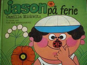 """""""Jason på ferie"""" av Camilla Mickwitz"""
