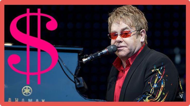 Elton John Net Worth Elton John Net Worth #EltonJohnNetWorth #EltonJohn #celebritypost