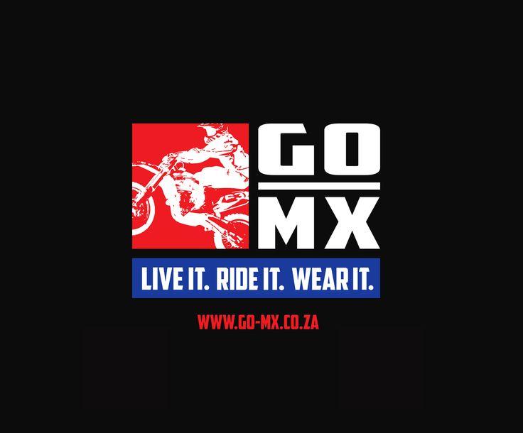 GoMx_ Live It. Ride It. Wear It. /Reverse