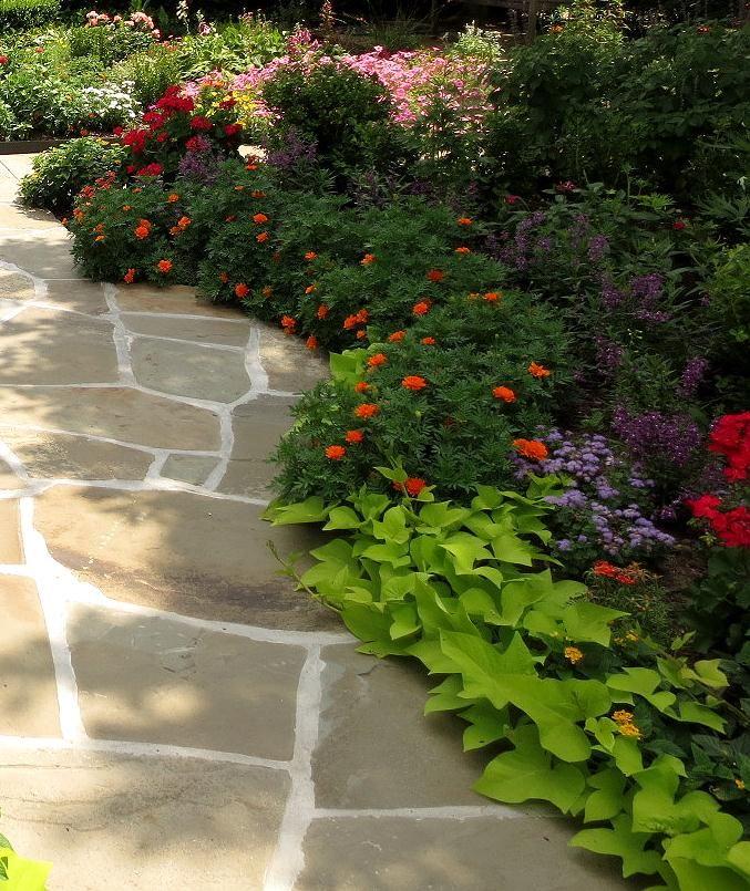 Pathways In Gardens 112 best garden pathways images on pinterest | landscaping