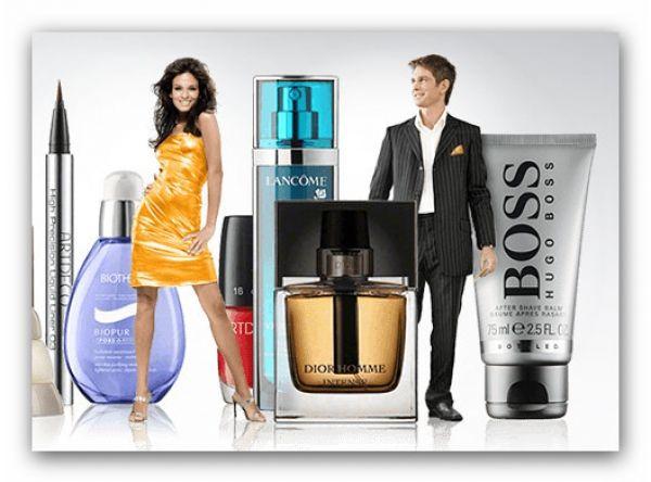 Parfüm Cosmetik Marken günstig online kaufen mit CashBack