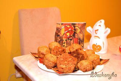 Az én édes konyhám: Almás - fahéjas muffin