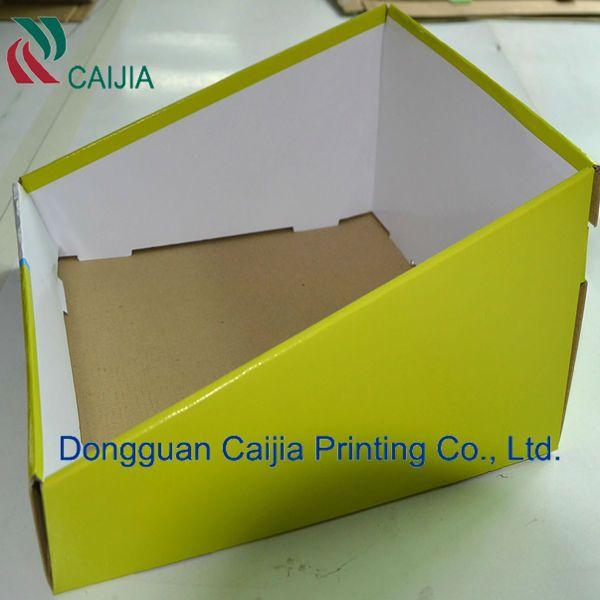 Retail paper cardboard Display Box