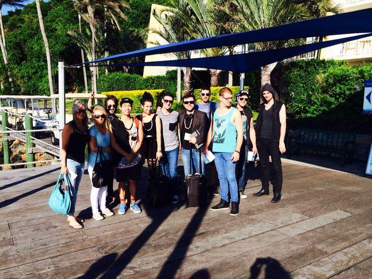 Saying goodbye to Daydream Island