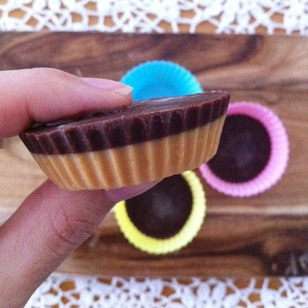 Samantha Smith: Clean Peanut Butter Cups Recipe