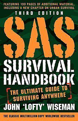 Sas Pocket Survival Guide