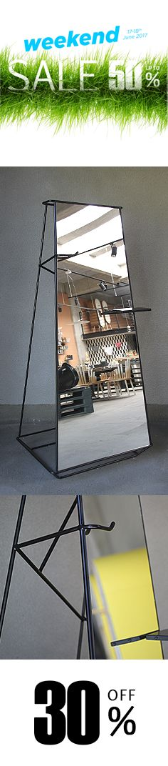 The Fraulein #mirror is currently on sale on our website and in our #Berlin showroom. #interiordesign #furniture