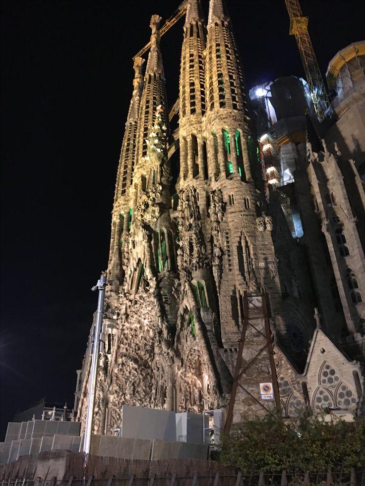 Sagrada,Barcelona