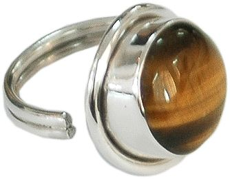 Buy Silver Jewellery Online at Low Prices in India - www.SMGL.org wholesale price 4.99  us$ GemstoneRing1961