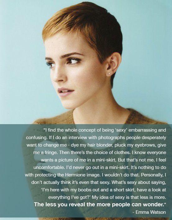 Preach it, Emma.