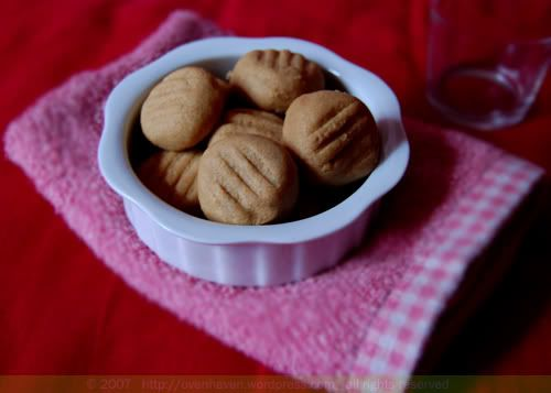Peanut Butter Sandies | Peanut, Peanut Butter!!!!! | Pinterest