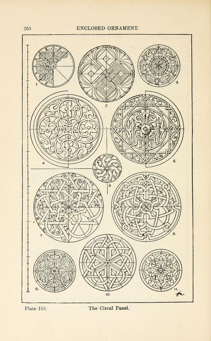 A Handbook of Ornament is available on the Internet Archive, to be read there or downloaded