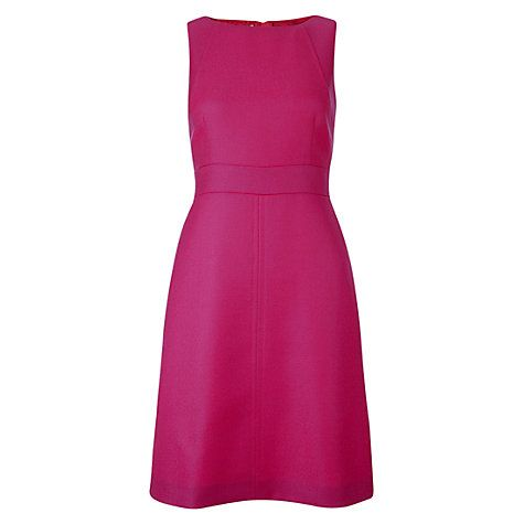 Hobbs Glenda Wool Dress