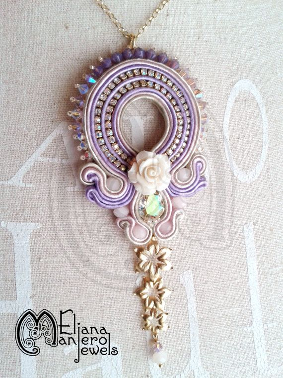 Hey, I found this really awesome Etsy listing at https://www.etsy.com/listing/180308047/soutache-pendent-filincanto