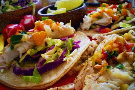 Carino's Italian Grill Copycat Recipes: Fish Tacos