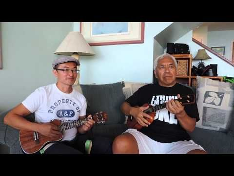 "Kimo Hussey Ukulele Video Series: David Chen plays ""Mo Li Hua"" - YouTube"