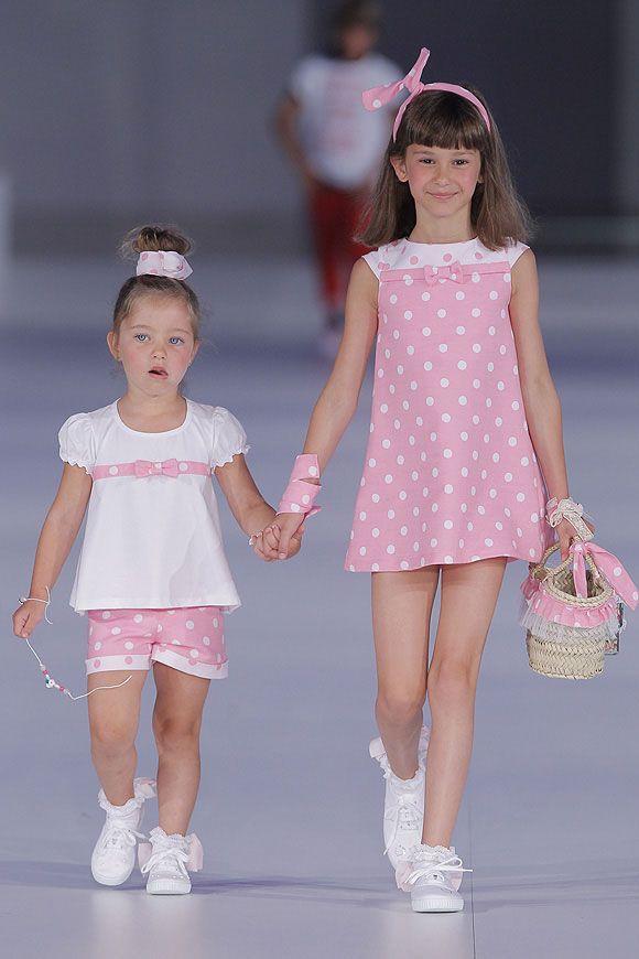 nias y nios de moda cndor moda infantil verano barcelona