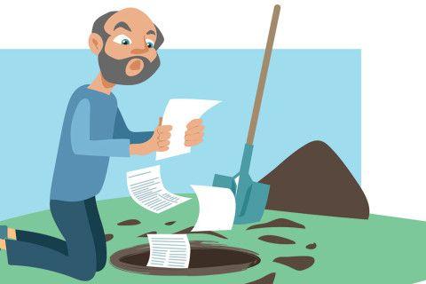 Retraite : je viens de retrouver de nouveaux justificatifs, que faire ?  Dans la pratique, les caisses de retraite font tout pour éviter cette situation : quand vous remplissez votre dossier pour faire valoir vos droits à la ret