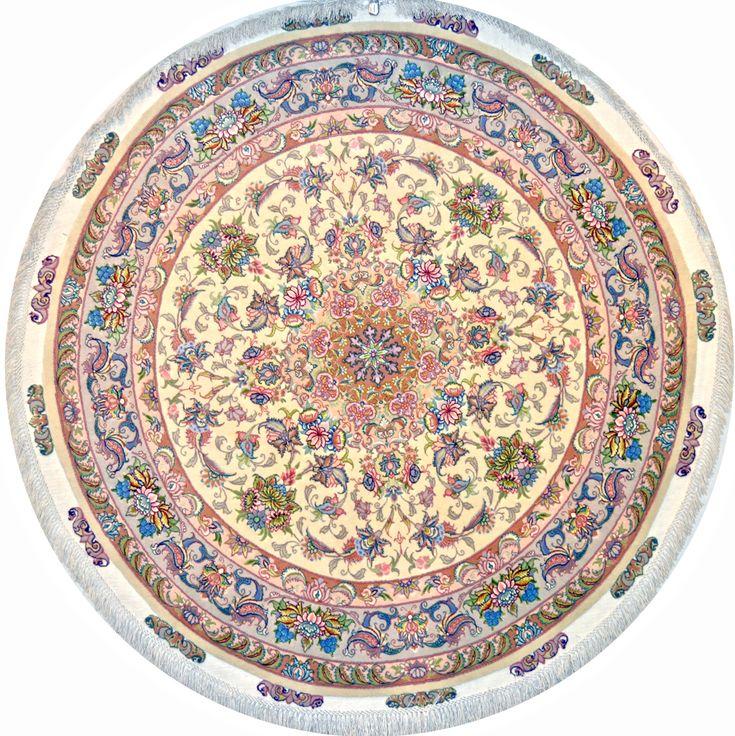 Novinfar silk persian rug item pa 1142 tapetes y for Alfombras de iran