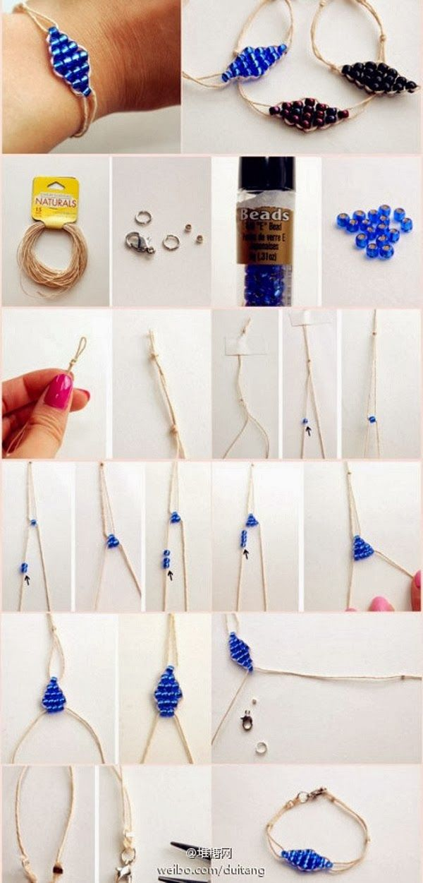 DIY & Tutorials Bracelets ~ GOODIY