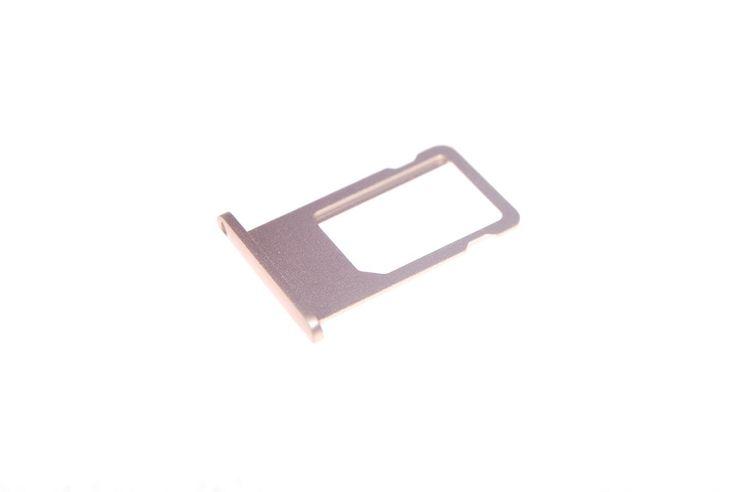 Держатель SIM-карты Apple iPhone 6 Plus 5.5 (золото)  Держатель SIM-карты Apple iPhone 6 Plus 5.5 (золото)