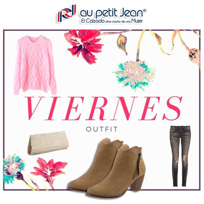 El complemento ideal para tu fin de semana son tu par de #AuPetitJean ¿Cómo los combinas tú?