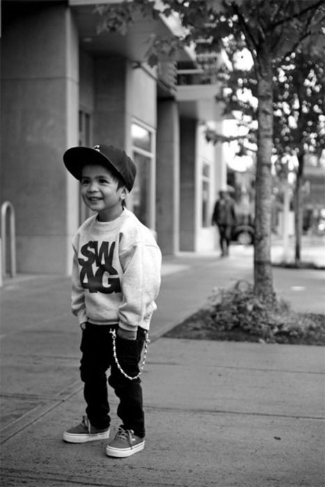 What an awesome little dude.