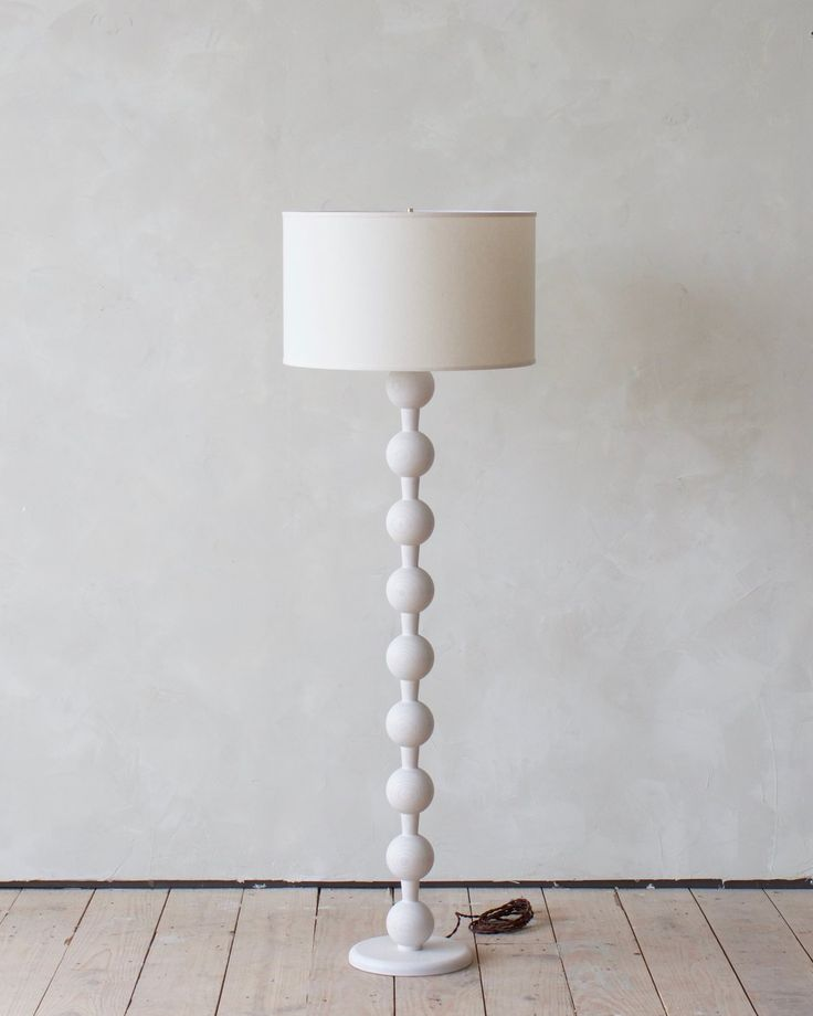 Hugo Barbell Floor Lamp Whitewash In 2020 With Images Wood Floor Lamp Floor Lamp Lamp