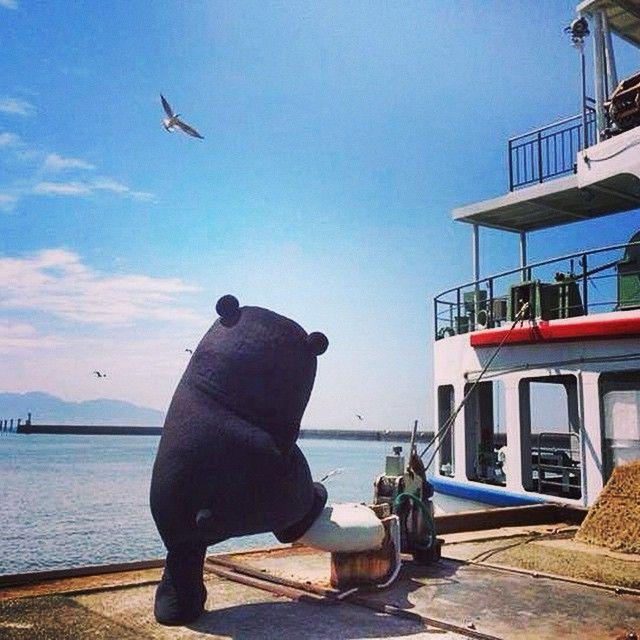 Kumamon くまモン 熊本熊