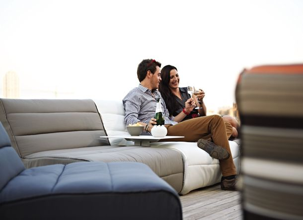 Gloster Nomad Loungemöbel