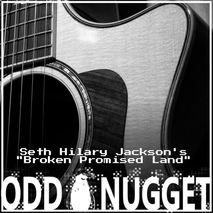 """Sheltered by Seth Hilary Jackson's """"Broken Promised Land"""" - Seth Hilary Jackson tackles the topic of our trying times in his heartfelt ballad """"Broken Promised Land."""" Come see what you think of it... - https://www.oddnugget.com/sheltered-seth-hilary-jacksons-broken-promised-land/"""