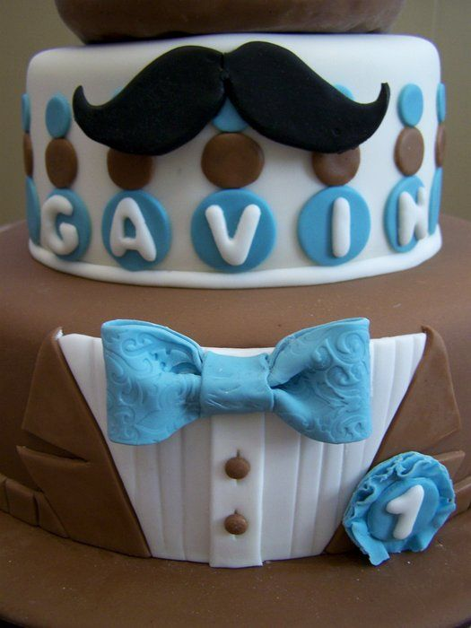 Decorating Ideas > Fondant Birthday Cake Made For A Little Man Themed  ~ 025402_Cake Decoration Ideas For A Man