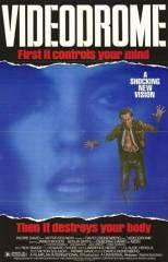 Videodrome, directed by David Cronenberg