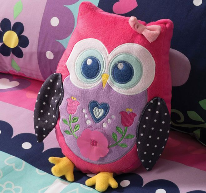 cubby-house-kids-pretty-owl-filled-cushion