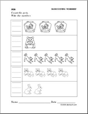 17 Best images about Pet Worksheets on Pinterest | Preschool ideas ...