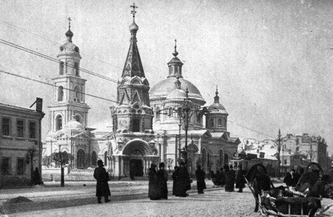 Старая дореволюционная Москва. Фото.часть № 2 в 2020 г (с ...