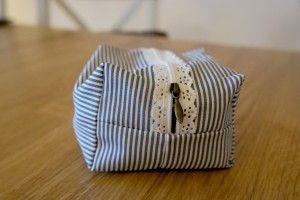 Zipper Pouch - Easy Tutorial