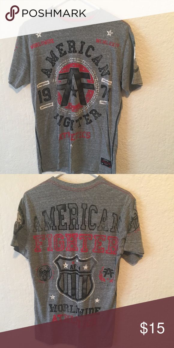 American Fighter T-shirt BUNDLE TO SAVE! American Fighter Shirts Tees - Short Sleeve