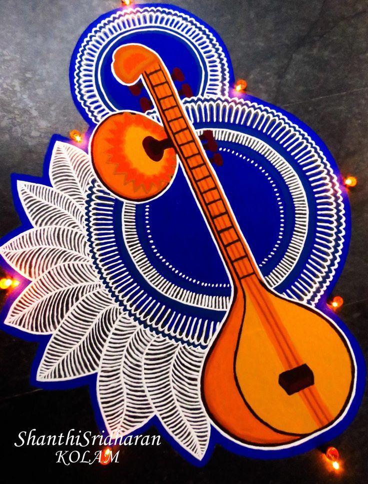 #shanthisridharankolam #shanthisridharanrangoli #durgapuja #navratricollection #style #art #design #contemporaryart #colors #coloring #colorful #collection #artwork #artistsoninstagram #artoftheday #drawing #draw #designideas #designinspiration #designlovers #mandala #mandalatattoo #mandalaart #traditional #traditionaltattoo #diwali #traditionalart