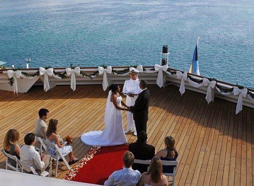 festeggeventi: Il matrimonio: sposarsi in alto mare! Wedding Cruise.
