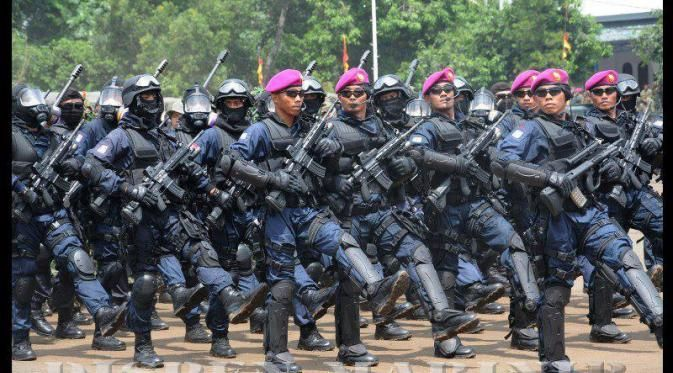 National Army Forces Indonesia | DENJAKA | Info and Trick Blog