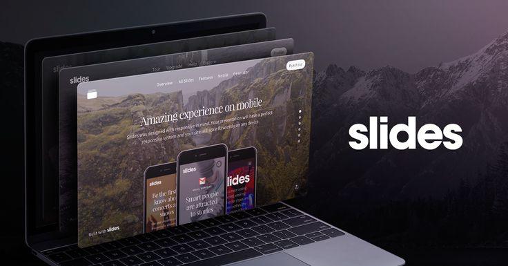 Ya seas diseñador o programador lo que vamos a ver hoy te interesa. Si aún no has oído hablar de Slides, tómate unos minutos para que te cuente más...