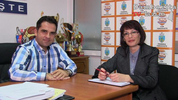 Puncte de vedere cu Ciprian Prisăcaru, președinte CSM Târgoviște | Dambovitalazi.ro