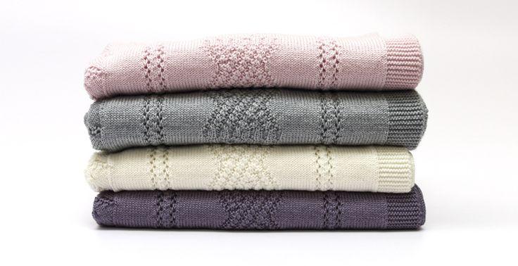 Eco Dye Bassinet Blankets