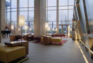 The project is a four-star hotel in Frankfurt am Main, Germany
