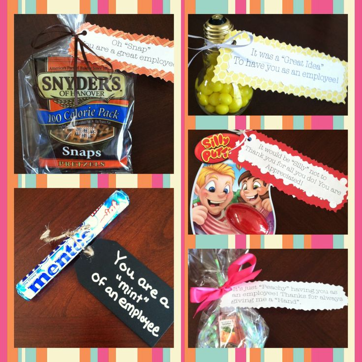 Best Christmas Gifts For Staff: 602 Best Images About Teacher Appreciation Gifts On Pinterest