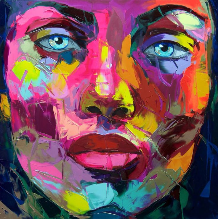 23 best francoise nielly images on pinterest paintings for Artist canvas paint color