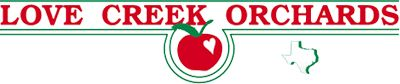 Love Creek Orchards--pumpkin farm, hay rides, apple picking, cider--located in Medina in Hill County
